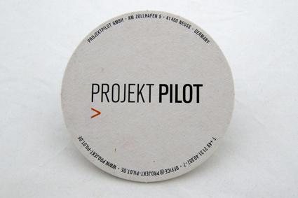 Projekt Bierdeckel